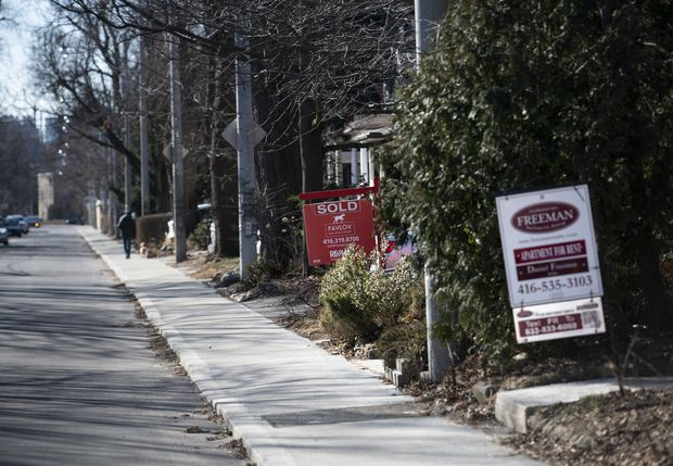 Eager sellers, zealous buyers driving up home prices in Toronto